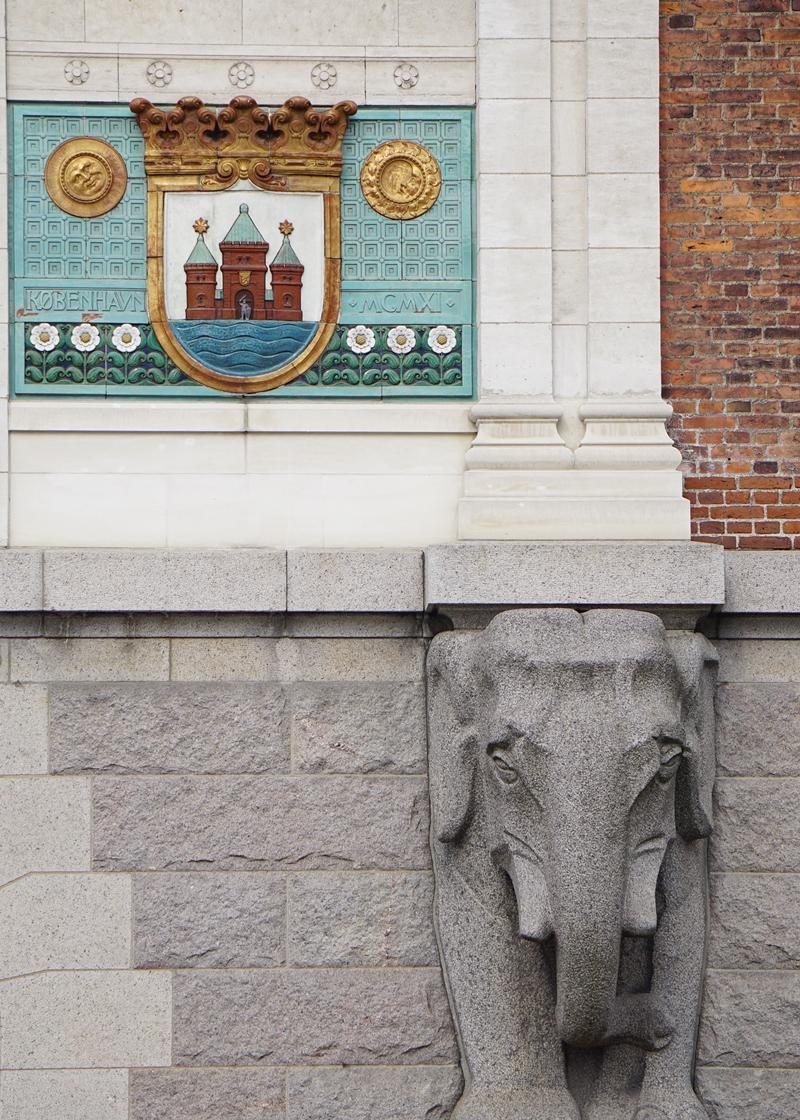 Kööpenhamina, reliefi