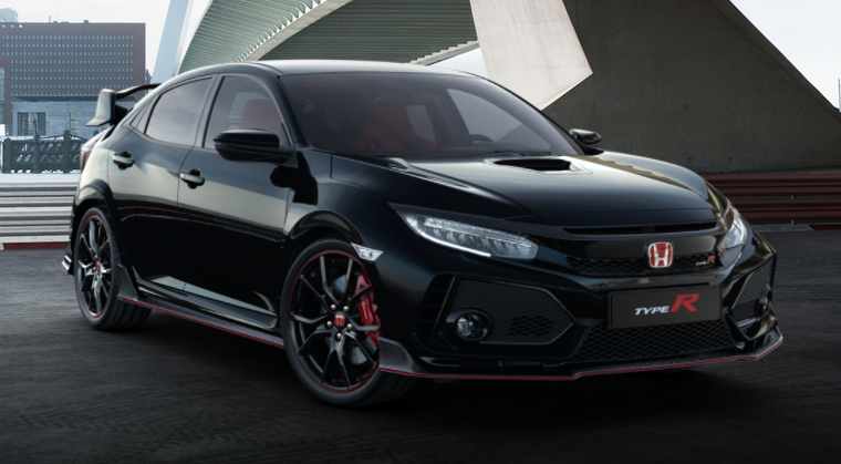 honda civic type r 2018 couleurs colors. Black Bedroom Furniture Sets. Home Design Ideas