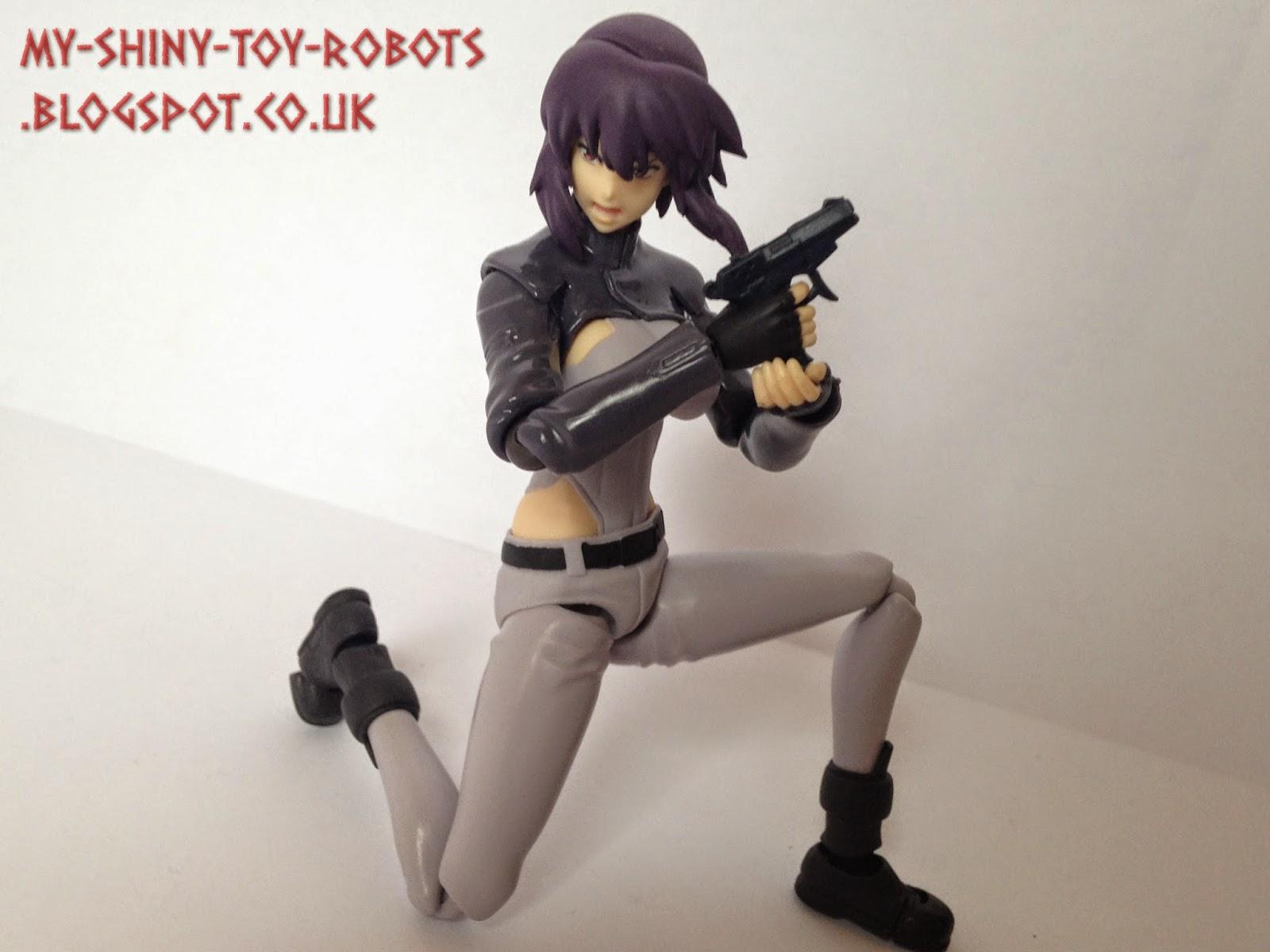 My Shiny Toy Robots Toybox Review Figma Motoko Kusanagi S A C Ver