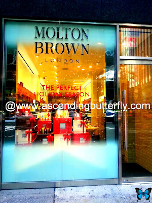Molton Brown London, Midtown East Location in New York City