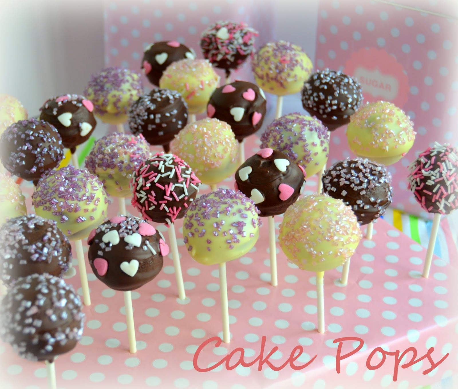 Chocolate Cake Pops Recipe Babycakes