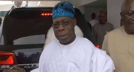Obasanjo Receives Ango Abdullahi In His Home Over Moves To Sack Buhari In 2019
