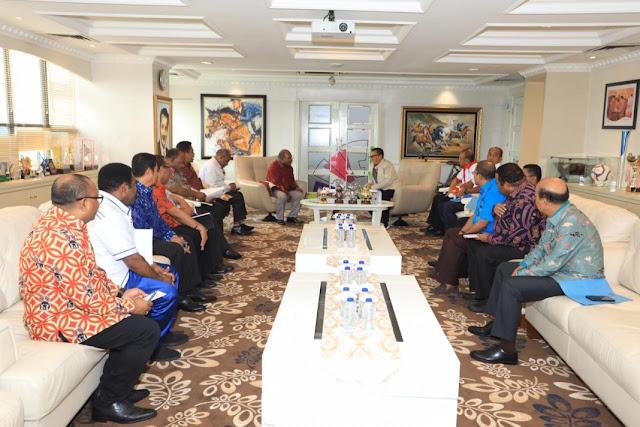 Pekan Ini, Gubernur Papua Dijadwalkan Kembali Temui Sejumlah Menteri