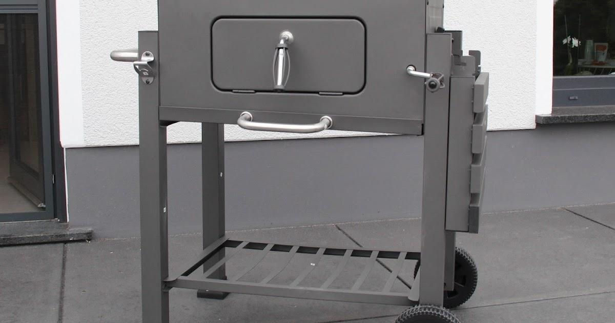 jucheer testet ein bbq grillwagen von manomano. Black Bedroom Furniture Sets. Home Design Ideas