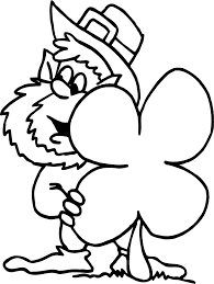 happy st patricks day 2018 coloring pages