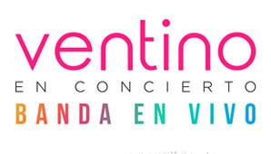 Concierto de VENTINO con banda en vivo en Bogotá
