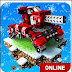 Blocky Cars Online