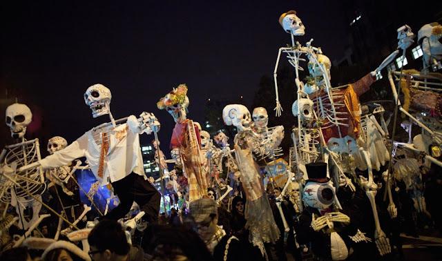 Halloween em Nova York