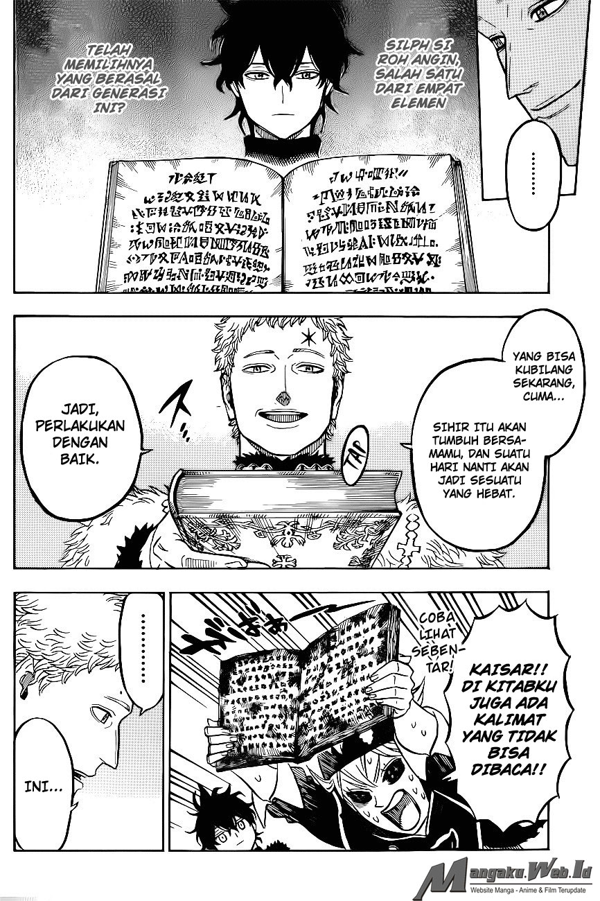 Black Clover Chapter 22 Bahasa Indonesia
