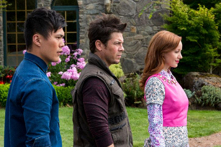 The Librarians - Episode 3.08 - And The Eternal Question - Promo, Promotional Photos & Press Release