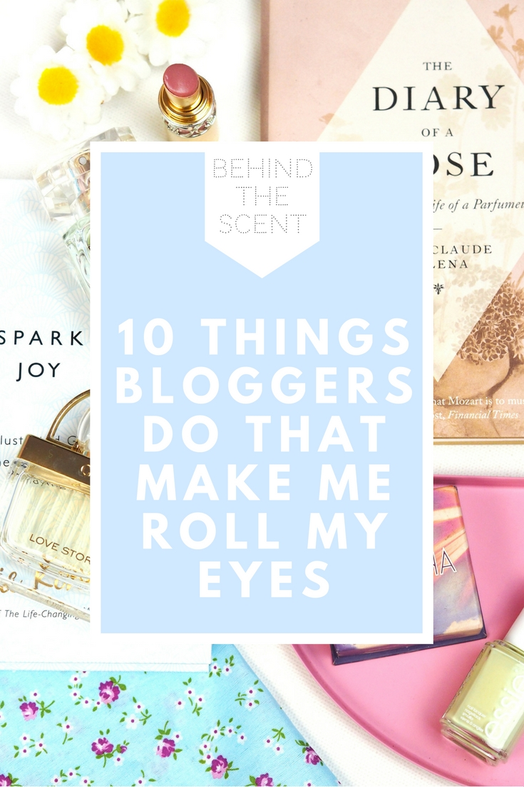 10 Things Bloggers Do That Make Me Roll My Eyes: Blogger Pet Peeves List Eye roll gif