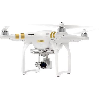 Spesifikasi Drone Kamera DJI Phantom 3