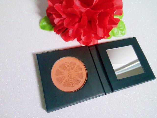 Blush Efeito Bronzer da Makeme Cosmétics