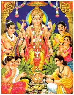 Satyanarayan-shaligram-bhagwan-vrat-katha-vidhi-avam-puja