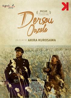 Affiche de Dersou Ouzala de Kurosawa (1975)