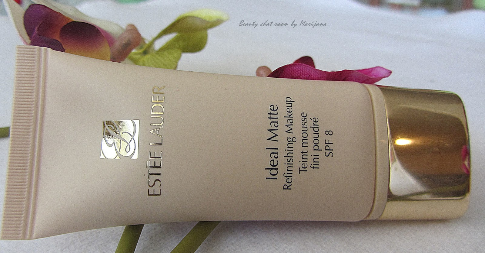 Beauty chatroom by Marijana: Estee Lauder Ideal Matte Refinishing Makeup SPF8