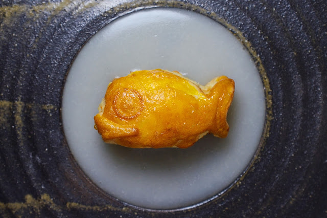 image of Taiyaki dish copyright Naoko Takagi