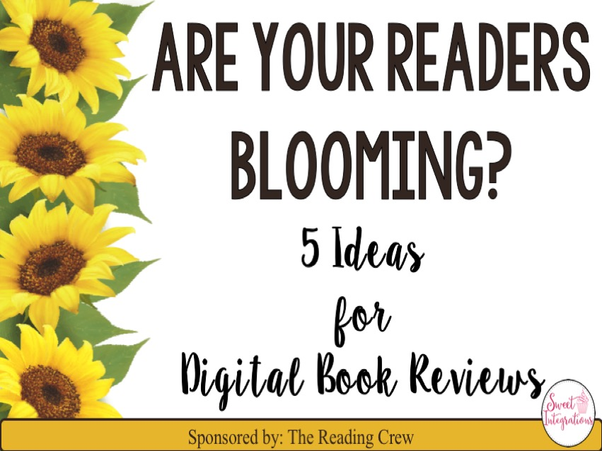 image title for 5 Ideas for Digital Book Reviews