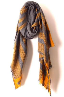 Foulard laine hiver