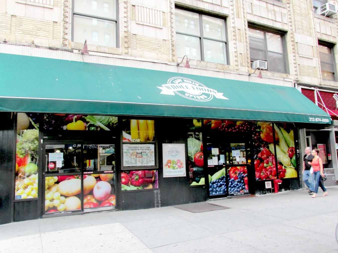 Whole Foods Upper West Side Broadway
