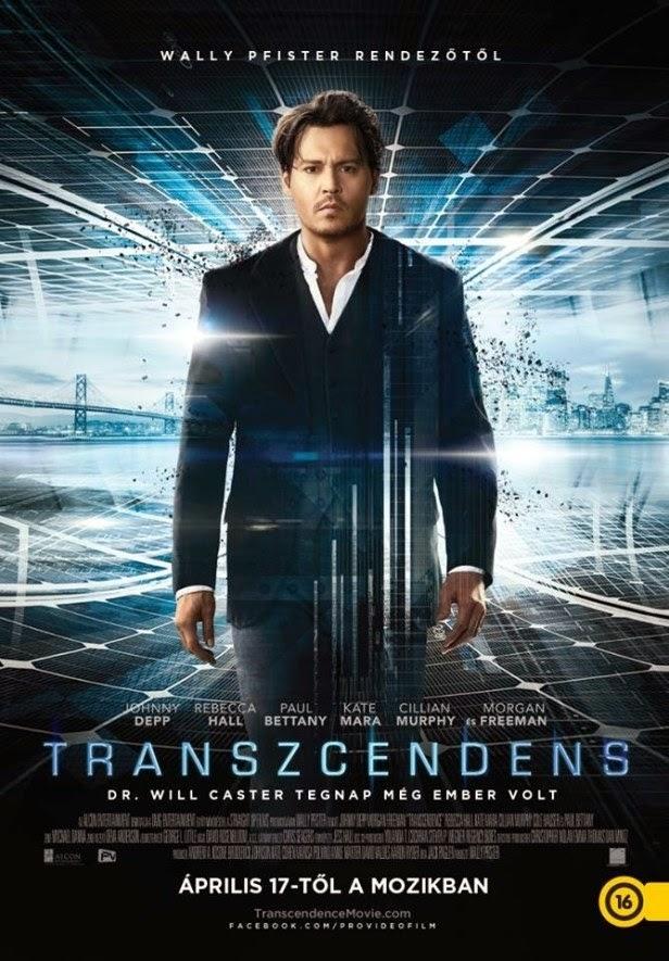 Transcendence คอมพ์สมองคนพิฆาตโลก [HD][พากย์ไทย]