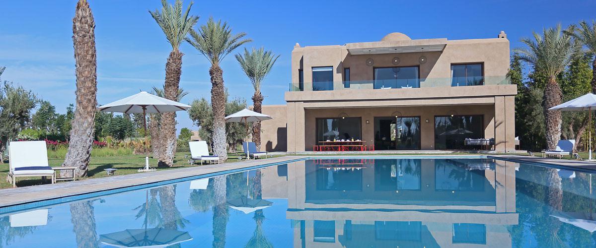 suisse connexion les plus belles villas de marrakech. Black Bedroom Furniture Sets. Home Design Ideas