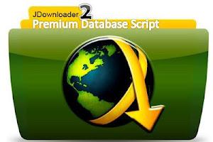 Cuentas Premium JDownloader 2 Database [ 17 Noviembre 2017 ]