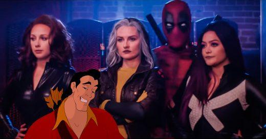 Deadpool hace parodia musical de'La Bella y la Bestia'