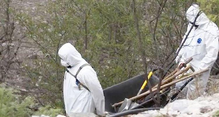 Podrían ser 6 los cuerpos de la narcofosa de Juanacatlán, Jalisco.