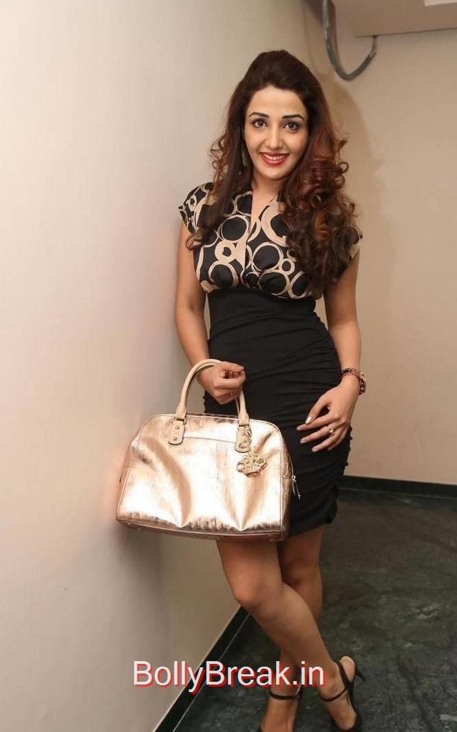 Sonia Mann Pictures, Sonia Mann Hot Pics from Dhee Ante Dhee Release Date Press Meet