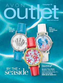 Avon Outlet Campaign 18 8/5/17 - 8/18/17