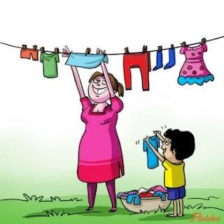 قائمة من العادات الجيدة يجب تعليمها لطفلك لتحسين صحته.