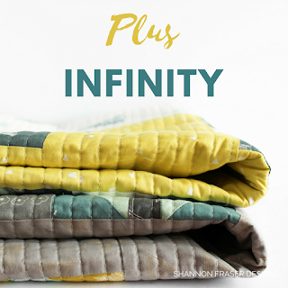 Heartland Plus Infinity Quilt | Shannon Fraser Designs