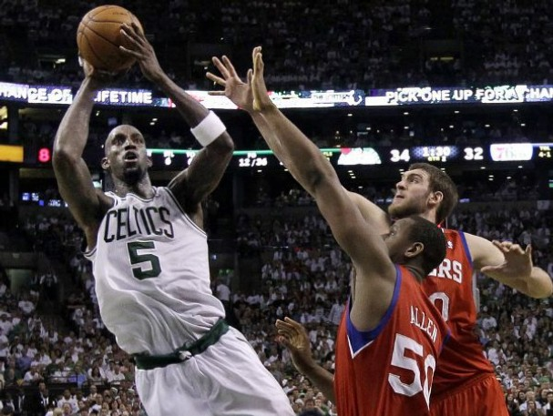 Kevin Garnett Is More Important Than Ever For Celtics