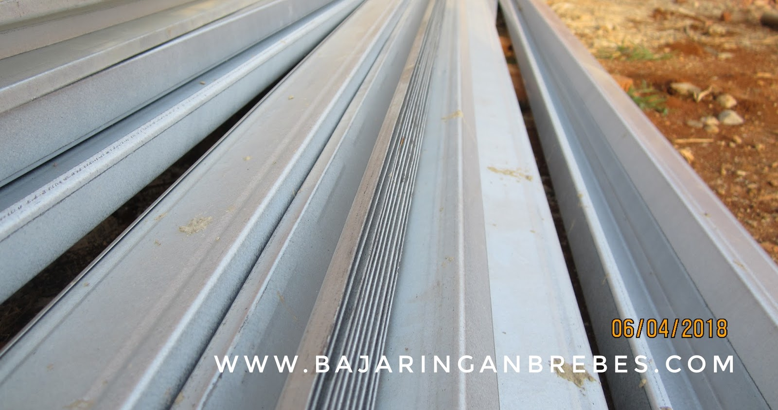 Harga Baja Ringan Kanal C Per Batang 2020 Baja Ringan Brebes