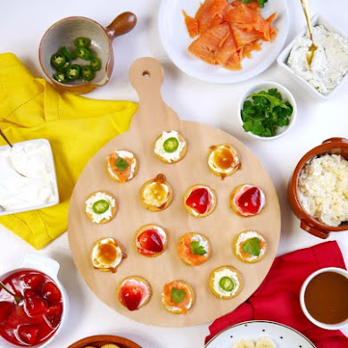 Four Delicious Party Appetizers To Make In Minutes