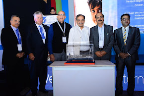 Shri Chaudhary Birender launched the new product of Hindustan Zinc - 'HZDA' (Hindustan Zinc Die-Cas