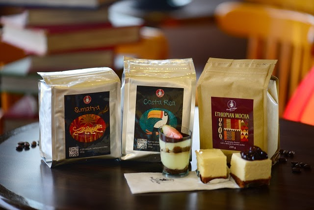 Coffee And Dessert Pairing Session @ Pacific Coffee Company Paradigm Mall