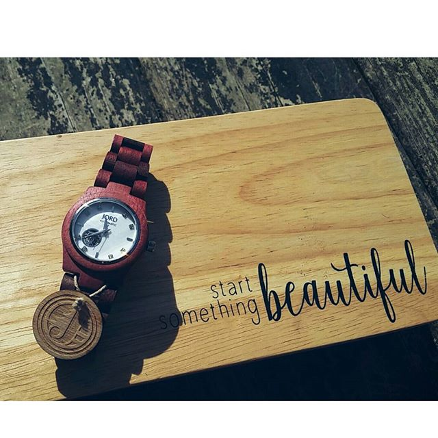 wood watch, jordan wood watches, kaylasvibrations, blogger,