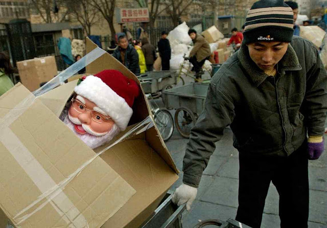Natal proibido em Lanfang