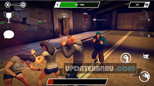 game Street Wars PvP v1.11 Apk Android Versi Update Terbaru Cara Cheat Hack Game
