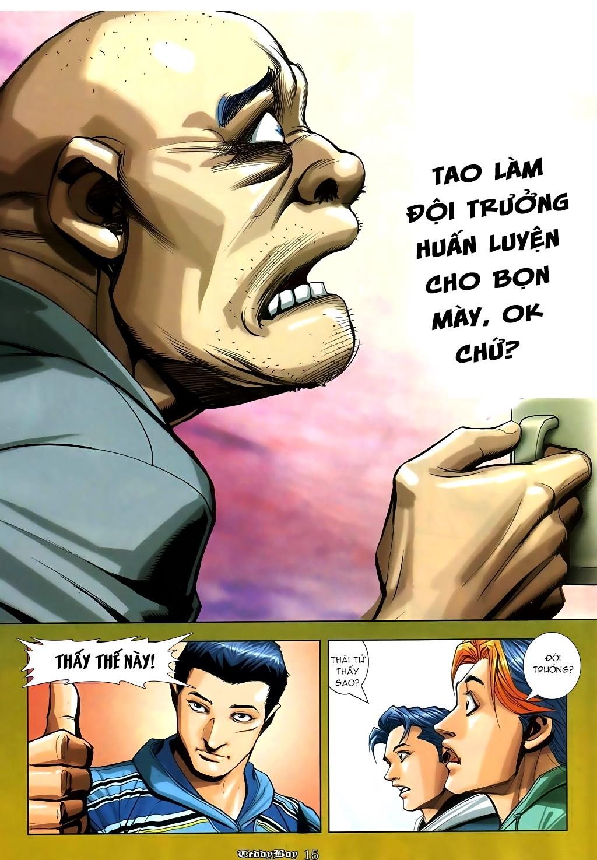 Người Trong Giang Hồ NetTruyen chap 866 - Trang 11
