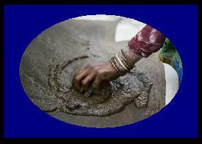 गाय के गोबर से पूजन स्थान को पूजा से पहले पवित्र क्यों करते है? Puja ke sthan par puja se pahle gaay ka gobar kyo lagaate hai?