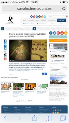 diario madre provincias programa radio