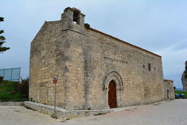 La belle église de San Salvatore.