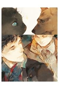 Sherlock BBC doujinshi - Extra Heart