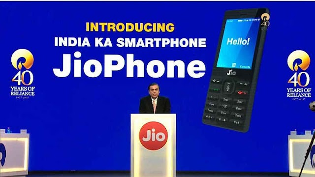 Want to Purchase Jio Handset? Here's Processor Book Now