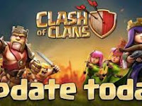 Cara Terbaru Cheat COC Android Lewat Laptop