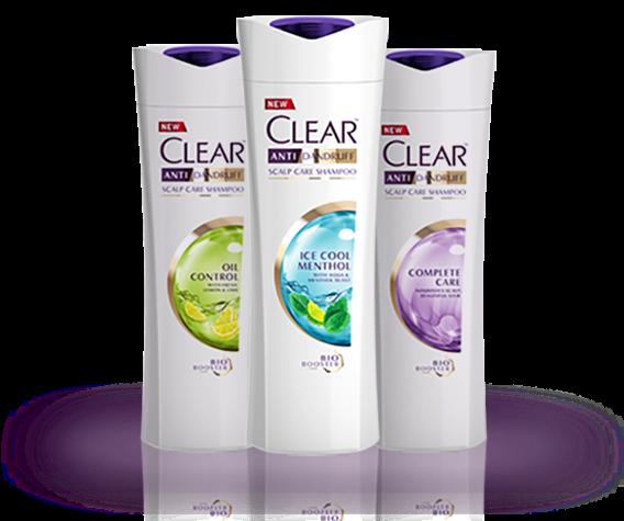 shampoo clear