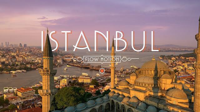 4 Destinasi Wisata di Istambul, Turki